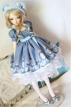 Caitlin - Fairyland Minifee Chloe mod (NS) | Flickr - Photo Sharing!