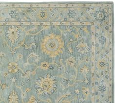 Maren Persian-Style Rug | Pottery Barn