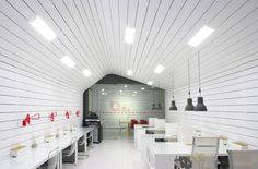 Image 1 of 13 from gallery of Office for Architecture Studio and Coworking Space / As – Built. Photograph by Moncho Rey