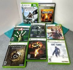 Ever After High Games, Xbox 360 Video Games, Bioshock, Videogames, Gaming, Shop, Ebay, Xbox 360 Games, Stuff Stuff