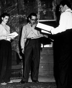 """Key Largo"" Lauren Bacall, Humphrey Bogart, and Edward G. Robinson 1948 Warner Bros."