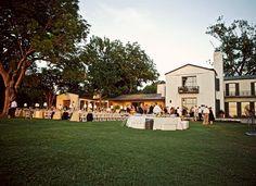 dallas arboretum fall wedding