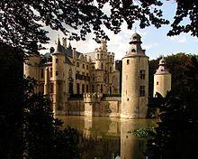 castle - Borrekens - Vorselaar