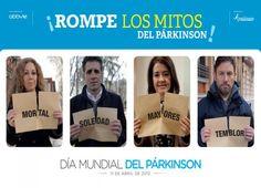 11 de abril, Día Mundial del Parkinson, rompiendo el mito de los temblores en www.farmaciainternacionalmadrid.wordpress.com