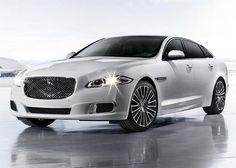 Jaguar Luxury Sedan XJ Ultimate Wows Chinese Crowd