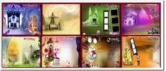 Indian Wedding Album Design Psd File Download