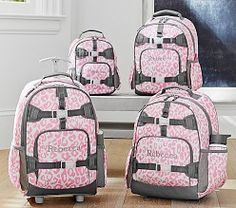 Backpacks, Best Backpacks & Backpacks For School   Pottery Barn Kids
