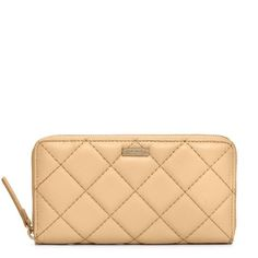 kate spade | continental wallets - gold coast lacey: got this as a present from my auntie and I LOVE it!