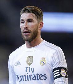 Sergio Ramos captain Real Madrid