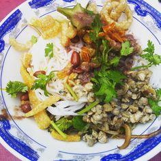Bún hến #noodle #mussel #vietcuisine #saigon #hcmc #vietnam