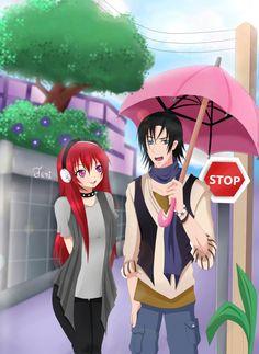 Leryssa e Armin by donacirilo on DeviantArt