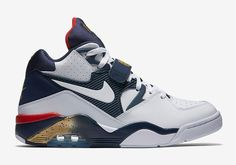"Nike Air Force 180 ""Olympic"" - EU Kicks: Sneaker Magazine"