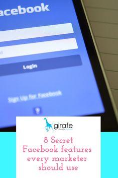 Facebook Marketing, Digital Marketing, Facebook Features, Facebook Likes, Ads, Link