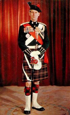 Duke of Edinburgh  (Prince Phillip is Queen Elizabeth II's husband.)