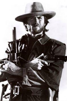 Clint Eastwood III  Cross stitch pattern pdf format by diana70