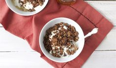 Make Coffee Granola for an Extra AM Pick-Me-Up