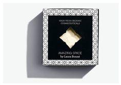 Beautifully designed package. Amazing Space by Bessermachen design studio, via Behance