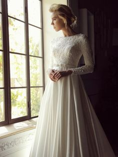 Wedding dresses Chana Marelus Autumn-Winter 2015-2016