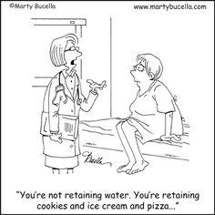 Jerry King Cartoons Apr 06 2016 Hospital Cartoons