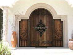 Castle door,Size:275x175cm,Description:Double Door, with engraved and ticked metal, with two sildlites.For more products and information please visit us at: www.windandwave-eg.com and contact us at: info@windandwave-eg.com