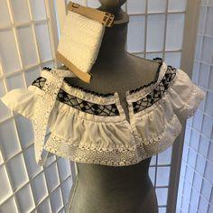 Armada, Folk, Ruffle Blouse, Projects, Dresses, Women, Fashion, Nightgown, Suits