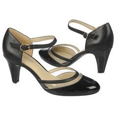 Women's Naturalizer Octive Black Shiny/Lthr Naturalizer.com