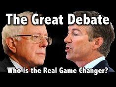 Bernie Sanders vs Rand Paul: Healthcare & Drug Company Corruption - YouTube