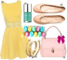 Easter look