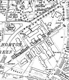 Bradford workhouse site