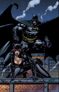 An adversary of Batman and known for having a complex love-hate (often romantic) relationship with him, Catwoman have become ultimately popular figure in the comic scene. Description from naldzgraphics.net. I searched for this on bing.com/images