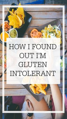How some really weird symptoms led to a diagnosis of gluten intolerance, and how a box of mashed potatoes helped!