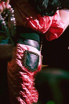 Moschino SS15. Backstage. Ph: Lea Colombo