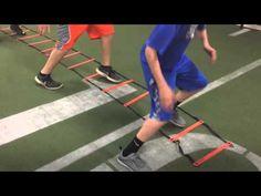Speed Ladder Drills | 2015 - YouTube