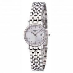 Tissot Women's Stainless Steel 'Desire' Watch