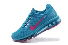 sports shoes 7a177 20715 air max 2013 womens blue red  Air-Max-13027  -  75.00