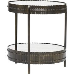 1. Lace Side Table, $1249 + 10% off