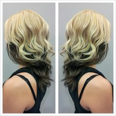 Partial Blonde Highlights On Pinterest Partial