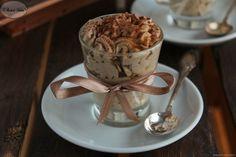 Mousse al caffè e cioccolato bianco