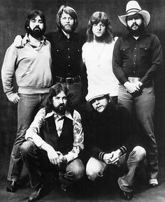The Marshall Tucker Band......................another great southern rock band