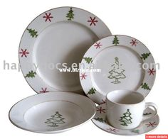 Embossed maine design dinnerware with antique finish is one of our popular items which have a good sale in European Market. Description from pakuya.com.  sc 1 st  Pinterest & Whimsical Christmas dishes | Brand new (in box) Crate and Barrel ...