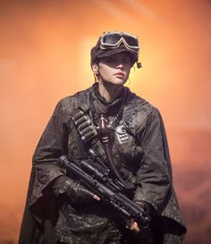 """Jyn Erso- """"Rogue One"""""""