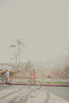 {<3} Bike rides