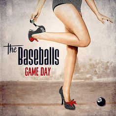 """The first Single of the upcoming THE BASEBALLS record """"GAME DAY"""" out in March 2014 and song for the German pre-selection show to the Eurovision Song Contest . Baseball Records, Baseball Games, Calamity Jane, Justin Timberlake, King Kong, Festivals, Rock And Roll, Eurovision Song Contest, Rocknroll"""