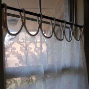 Gallery – Cafe Curtains & Sill Length Panels | http://www.beyondthescreendoor.com/bsd