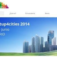 startup4cities, la iniciativa para proyectos tecnológicos para Smart cities Rid, Desktop Screenshot, Cities, Digital, Countries, Tecnologia, Projects, City