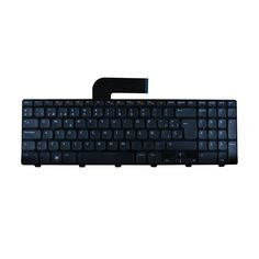 Amazon.com: Replacement for Dell Inspiron 15R N5110 Laptop Keyboard Spanish Layout Without Backlight: Electronics