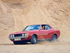 The Oldie But Goodie 1972 Toyota Celica 1600 GT