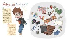 "droplix: ""meet the artist! (It's me im the artist) "" Sound Of Rain, What In My Bag, Character Art, Character Reference, Meet The Artist, Drawing Reference, Otaku, Cool Art, Doodles"