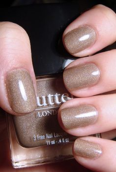 All Hail the Queen - butter London.. one of my favorite polishes ever