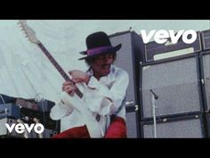 The Jimi Hendrix Experience - Foxey Lady (Miami Pop 1968) - YouTube Music
